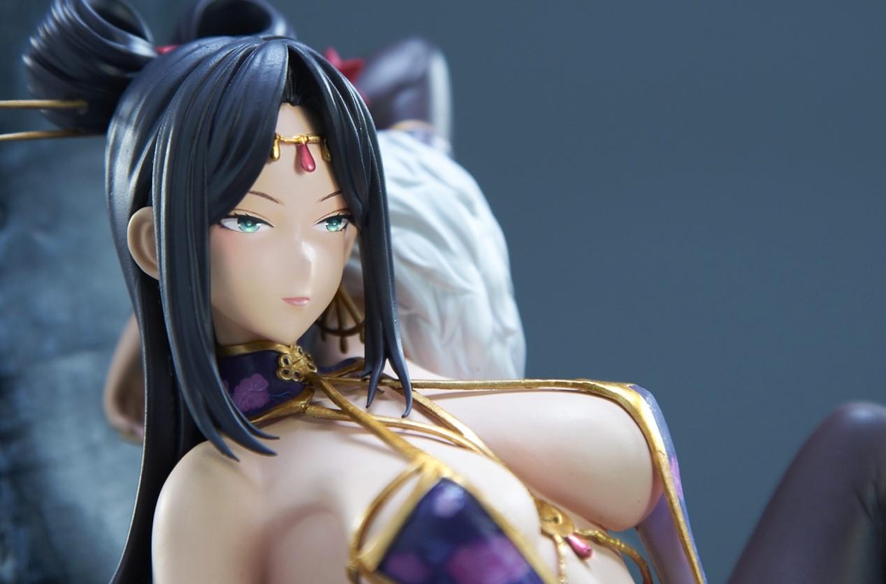 水龙敬老师新手办即将发售,角色居然是四大美人的貂蝉?